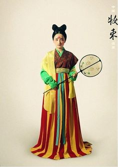 """Historical reconstruction of the traditional clothing worn during the Han, Song, Tang, and Ming Dynasties. I haven't been able to locate more information about this fabulous project or its creator(s)- does anyone know more?"""