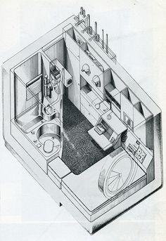 Kisho Kurokawa. Architectural Record. Feb 1973: 113