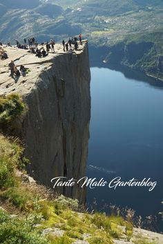 Preikestolen, Norwegen Places To See, Mountains, Nature, Travel, Outdoor, Sustainability, Travel Advice, Places, Viajes