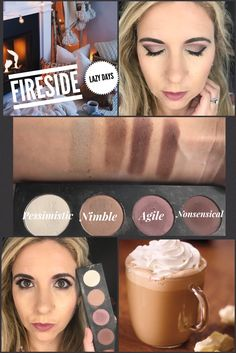 Bring me a White Chocolate Latte and all the fall colors! Loving these NEW Pressed Shadows from Younique! Build your own quad at www.trendslusciouslashes.com