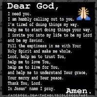 Dear God, I need you. Thank You Dear Lord For Saving my Soul! Bible Quotes, Bible Verses, Prayer Quotes, Good Night Prayer, Prayer Changes Things, Soli Deo Gloria, Morning Prayers, Morning Blessings, Power Of Prayer