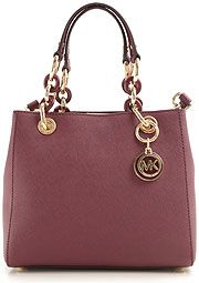 Bolsos Michael Kors • Primavera-Verano 2015 Stylish Handbags, Fashion Handbags, Purses And Handbags, Fashion Bags, Fab Bag, Best Purses, Red Handbag, Mk Bags, Prada Bag