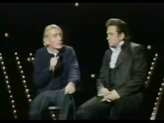 Rod McKuen and Johnny Cash team up...yes, strange combo, but their collaboration on the subject of trains is memorable.  I love to read Rod McKuen's collections of poetry.