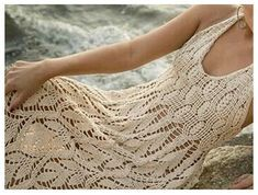 Pura inspiración en crochet y diseño