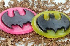Bat Superhero Kid Soaps - Kid Party Favors - Birthday Party- 16 Bat Party Favors