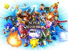 New Patch for Super Smash Bros. for Wii Out Now New Patch for Super Smash Bros. for Wii Out Now Tekken 7, The Legend Of Zelda, Ravenclaw, Nintendo 3ds, Nintendo Switch, Video Game Tournaments, Super Smash Bros Characters, Smash Bros Wii, Pikachu