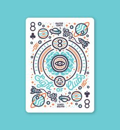 Playing Arts is a collective art project that gathers designers and illustrators from all over the world with an idea to express their vision of an ordinary playing card using personal styles, techniques, and imagination.This is my proposal for 2016 Spe…