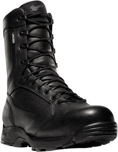 43031 Danner Men's Striker Torrent Zip Uniform Boots - Black