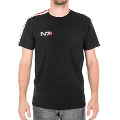 The N7 program is a big deal but it's also a big commitment. You get the best training, best equipment, best assignments, and they expect the best in return.  100% premium cotton two-color screen print on front and right sleeve  The process of printing over the seam may cause minor imperfections.