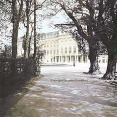 #Spazieren im #Schloßpark von #Schönbrunn #alteFotos um 1915, #FineArtPrint #AltWien #historicphotography #schonbrunn #historicpark
