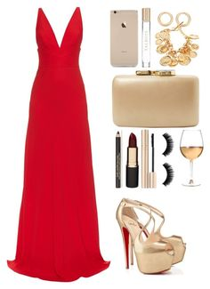 """""""//if I didn't have you there would be nothing left//"""" by ale-directioner-16 on Polyvore featuring moda, La Mania, Christian Louboutin, Jane Iredale, Mimco, Kayu, Estée Lauder, Marc Blackwell, Chanel y Talbots"""