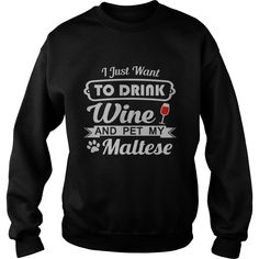 Maltese dog cat I just to drink wine and pet Maltese #gift #ideas #Popular #Everything #Videos #Shop #Animals #pets #Architecture #Art #Cars #motorcycles #Celebrities #DIY #crafts #Design #Education #Entertainment #Food #drink #Gardening #Geek #Hair #beauty #Health #fitness #History #Holidays #events #Home decor #Humor #Illustrations #posters #Kids #parenting #Men #Outdoors #Photography #Products #Quotes #Science #nature #Sports #Tattoos #Technology #Travel #Weddings #Women