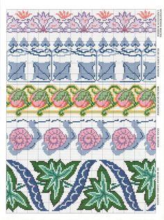 Gallery.ru / Art Nouveau Cross Stitch107.jpg - Art Nouveau Cross Stitch - lilkaaa