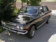 BaT Exclusive: 1-Family 19k-Mile 1971 Datsun 510 Sedan