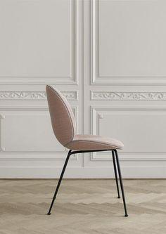 thedesignwalker:  Beetle Chair: Gamfratesi Gubi, Chairs Armchairs Seats, Dining…