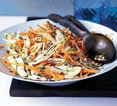 Savour the spicy Indian-tinged flavours of this fresh and light salad