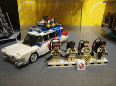 Ghost Busters Lego Set