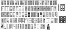 Dwg Adı : Autocad kapı çizimleri  İndirme Linki : http://www.dwgindir.com/puanli/puanli-2-boyutlu-dwgler/puanli-mobilya-ve-ekipmanlari/autocad-kapi-cizimleri.html
