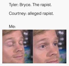 Like I said I want Courtney ass to be dun. 13 reasons why meme