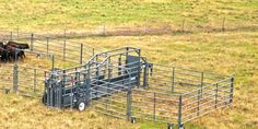 Rawhide Portable Corral, Inc. of Abilene, Kansas has been manufacturing portable corrals and livestock equipment for the last fourteen years and is recognized throughout the livestock industry as a leader and innovator in portable livestock corral design and construction.