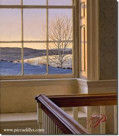 Edward Gordon. (1940) American painter. - ehdu