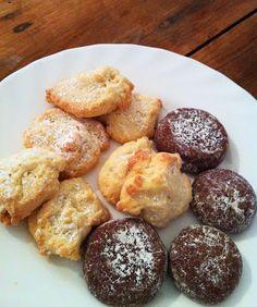 CUISINER BIEN : In der Weihnachtsbäckerei: Schoko-Chili-Taler