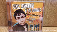 ERIC BURDON OF THE ANIMALS. THE HOUSE OF THE RISING SUN. CD / DYNAMIC - 2005 / 16 TEMAS / LUJO.