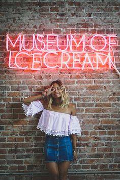 Museum of Ice Cream Tour