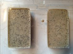 Melt & Pour - Simple, naturally colored and scented tea soap recipe