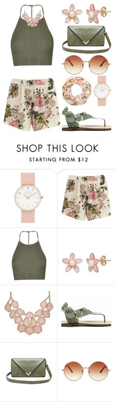 """Freshly Picked"" by meaganmuffins on Polyvore featuring VILA, Topshop and New Look"