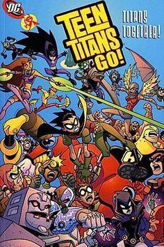 Teen Titans Go! - One Year Subscription