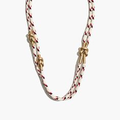 Ropemix Necklace
