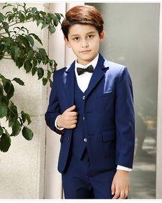 b8fffe136 10 Best Boys Formal Suits images | Boys formal suits, Blue, Heaven