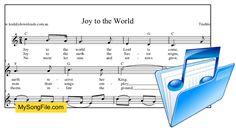 Joy+To+The+World+-+C+Major