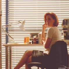 Holy Hottness, Scully!
