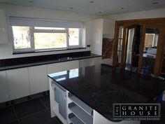 Antique Brown #Granite #Granite Worktops - www.thegranitehouse.co.uk/granite-colours.html