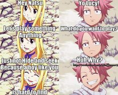 I just love funny pick up lines and it's even better when there pick up lines involving anime! So I ...
