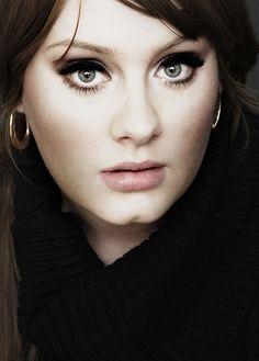 Music Adele Portrait by stefu_laura, via Flickr