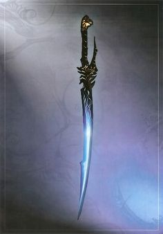 One of Ithilia's Swords; Dûr {Fëa-Dûr} [Dark Spirit]