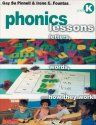 #Phonics Lessons #Letters, #Words, and How They Work : Grade K  Here is another amazing resource that I use in my classroom. It is filled with valuable phonics lessons to help your students grow in the area of phonics. There is also a companion binder that goes with it which I also purchased. There is also books for different grade levels.