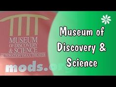 Museum of Discovery & Science, Ft. Lauderdale, FL