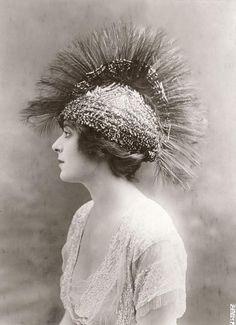 Women's Hats, 1913-1915