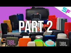 55 Bluetooth Speakers In One Video - Part 2 First Video, Bluetooth Speakers