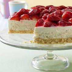 Milchreis-Torte ohne Backen | BRIGITTE.de