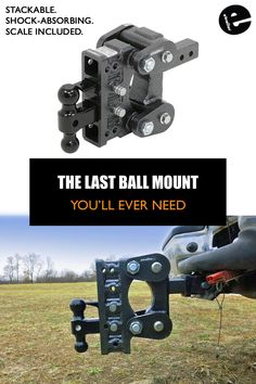 Gen-Y Torsion Mount w/ Stacked Receivers - Hitch - Drop/Rise - Gen-Y Hitch Trailer Best Trailers, Dump Trailers, Camper Trailers, Campers, Trailer Hitch Receiver, Weight Scale, Utility Trailer, Cool Gear, Backup Camera