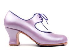 La Uchi #Flamenco #dance #shoes handcrafted in Spain by ArteFyL. Customize your choice online.