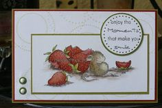 herbsti's Stempel-Zone: House Mouse