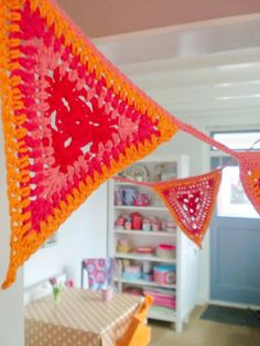 Hooks and more: Crocheted pendulum