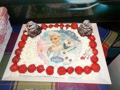 Torta gianduia di compleanno