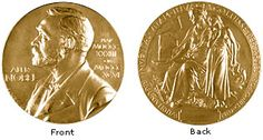 Nobel Medal for Physiology or Medicine. Registered trademark of the Nobel Foundation. © ® The Nobel Foundation.